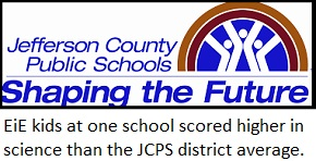 Logo of Jefferson County Public Schools, KY