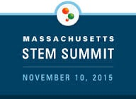 Logo for Massachusetts STEM Summit 2015