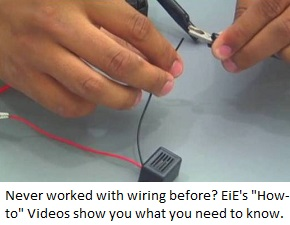 Wiring a circuit_Engineering is Elementary video