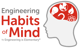 EiE Engineering Habits of Mind logo