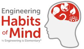 EiE Engineering Habits of Mind logo