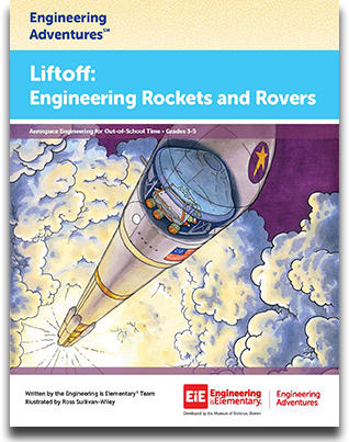 Liftoff Cover