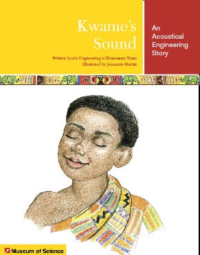 Kwame's Sound EiE Storybook Cover