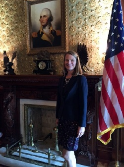 Christine Cunningham in Washington, DC
