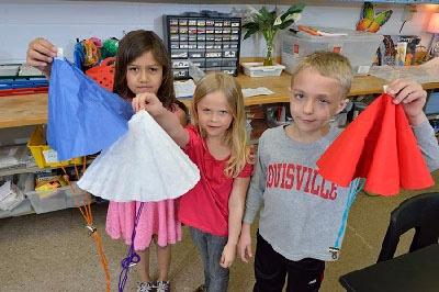 EiE Parachute Designs