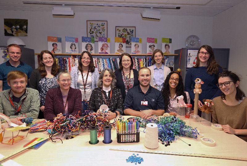 The curriculum team