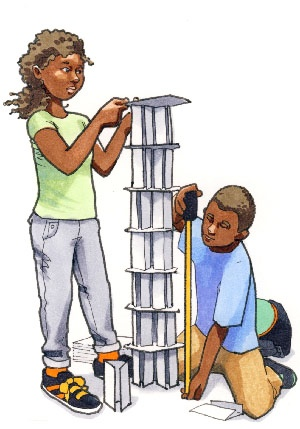 Tower Power illustration