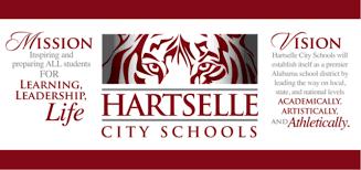Hartselle City Schools Logo