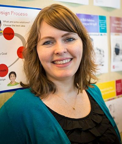 Karen Saur portrait