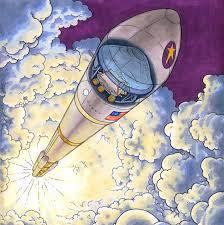 Liftoff illustration