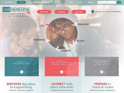 LinkEngineering home page