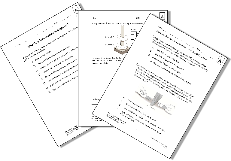 A sampling of some assessments