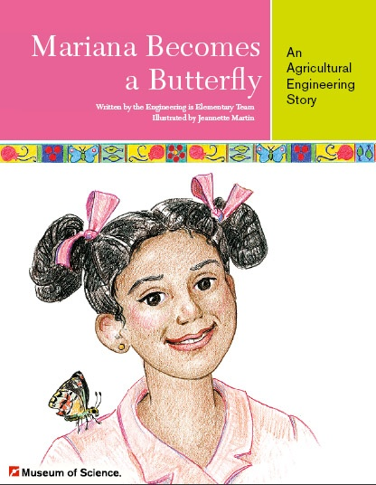 Mariana Becomes a Butterfly cover