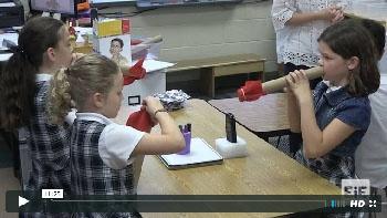 Classroom video, Sound lesson 2