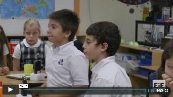 Classroom video, Sound lesson 3