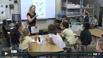Classroom video, Sound lesson 4